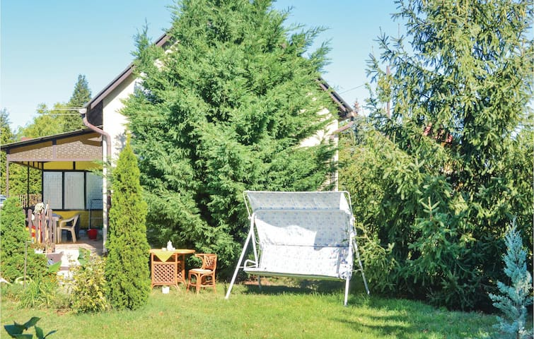 Holiday cottage with 2 bedrooms on 36m² in Balatonfenyves