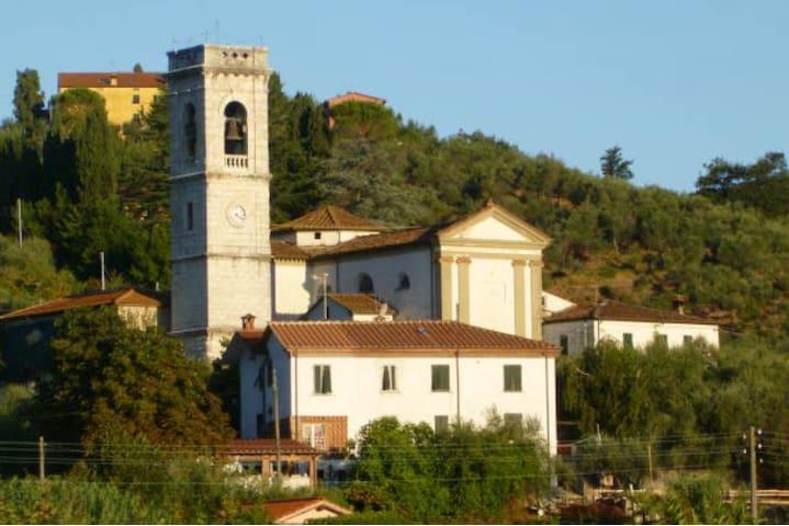 San Quirico di Moriano.