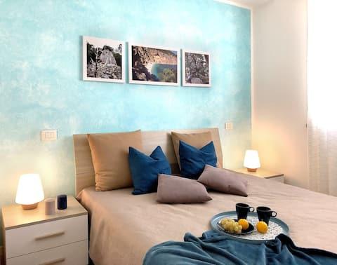 ✩ Residence Olivastro Vista Mare ✩ S výhľadom na more