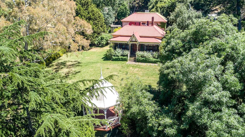 Beautiful and Secluded Adelaide Hills Escape