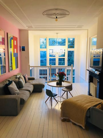Private Home Rotterdam 15 min from Ahoy/Eurovision