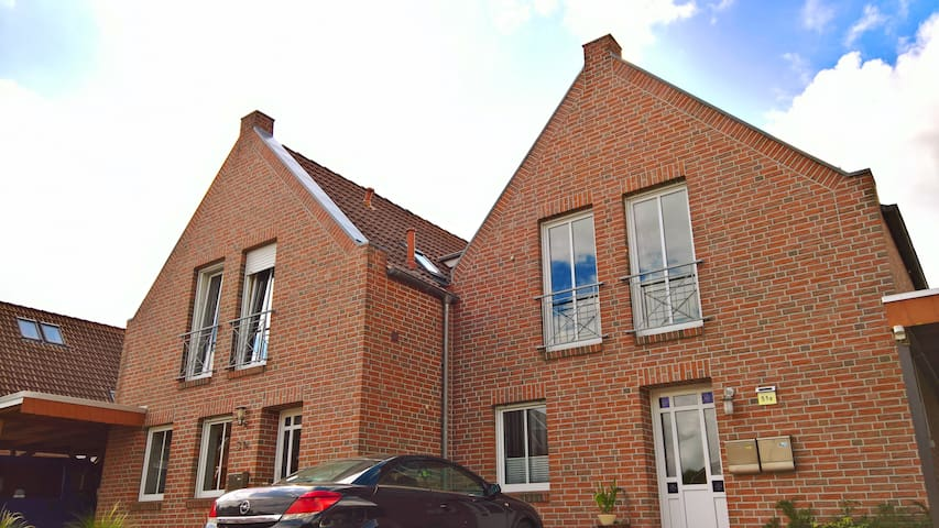 Modernes Studioappartment am Rande der Altstadt - Leer (Ostfriesland) - Apartment