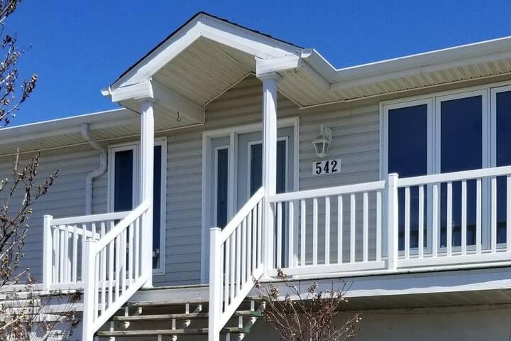 Maison de 3 chambres à louer à ville de La Baie