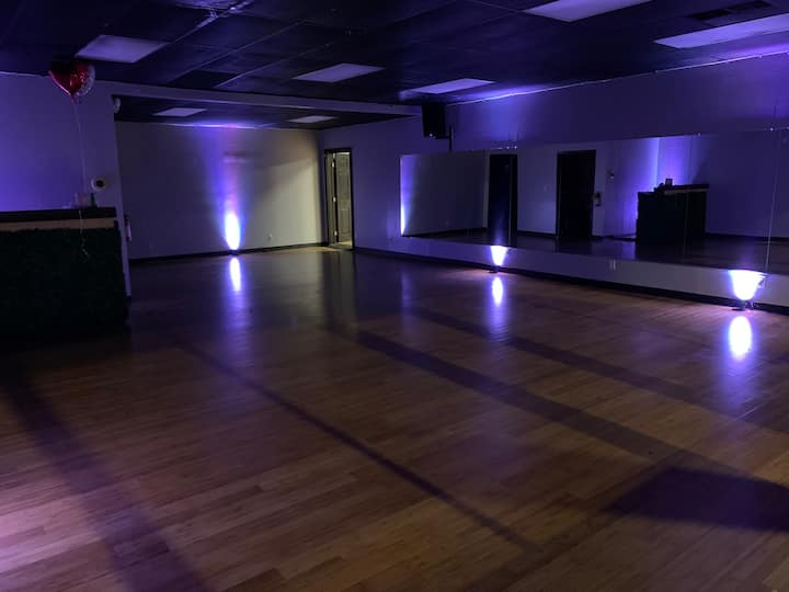 Multi-Functioning Event Space- Letts Party