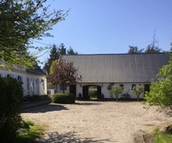 Separate private annex, close to nature and Præstø - Præstø - Pension