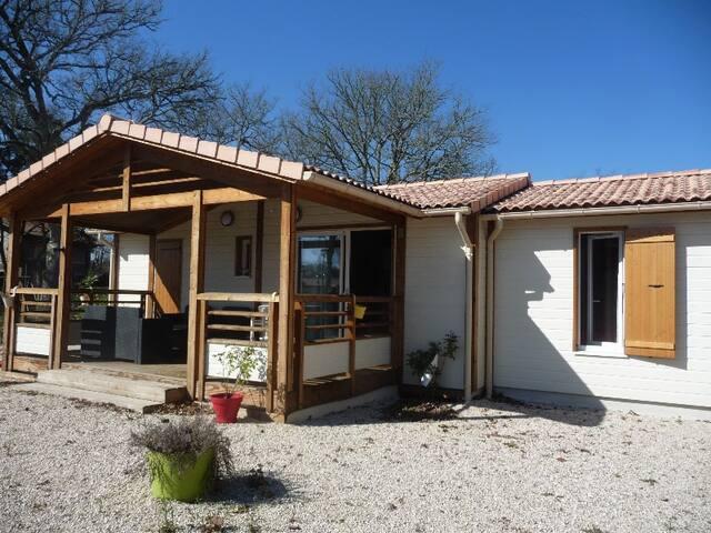 Chalet 3 chambres à Azur