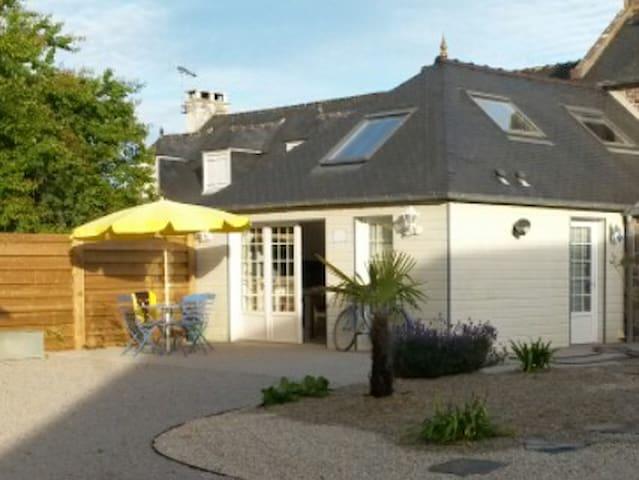 """Maison """"Islet"""" bord de mer à 300m plage  Fréhel - Fréhel - Hus"""
