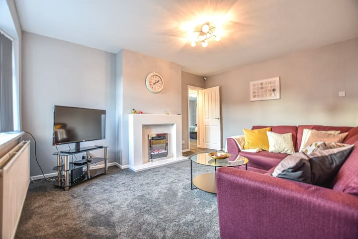 🌟Large🌟Manchester🌟4bed🌟Home🌟