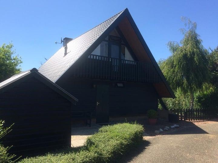 NIEUW Gezellige fijne bungalow op recreatiepark