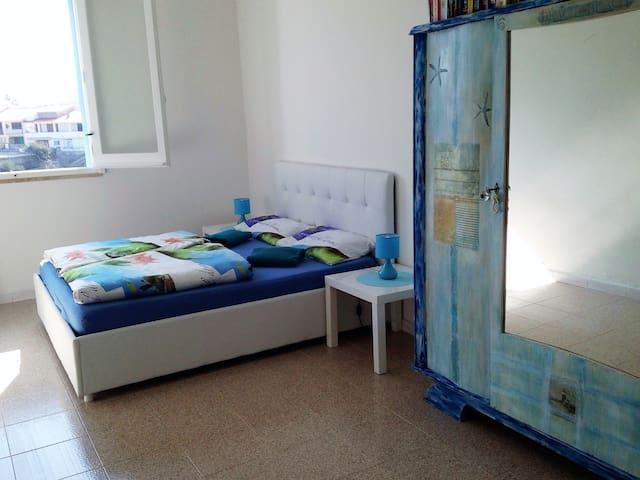 Doppel Bett Schlafzimmer