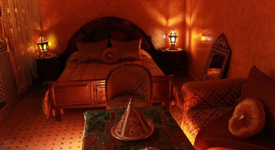 Riad Kasr Nada - Fes - Bed & Breakfast