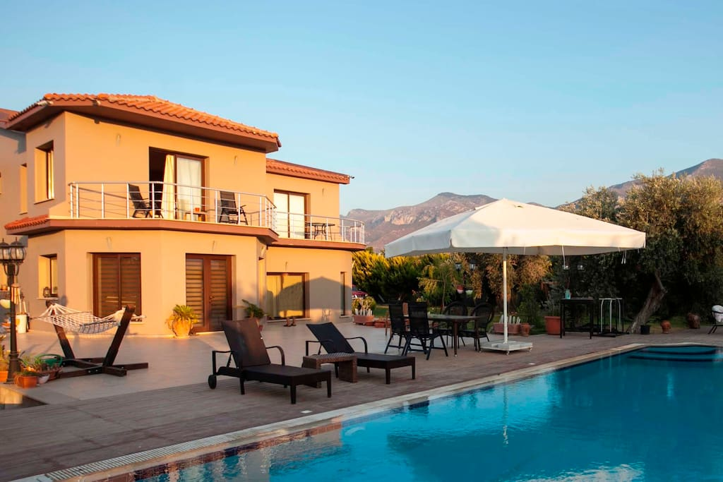 Hera's Kyrenia Gardens, with Lovely Pool and Relaxing Atmosphere...