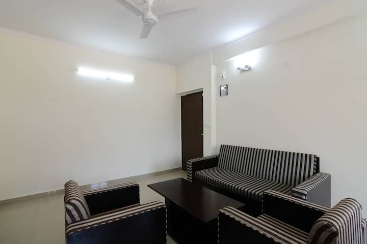 Elegant 1BHK Homestay in Nainital