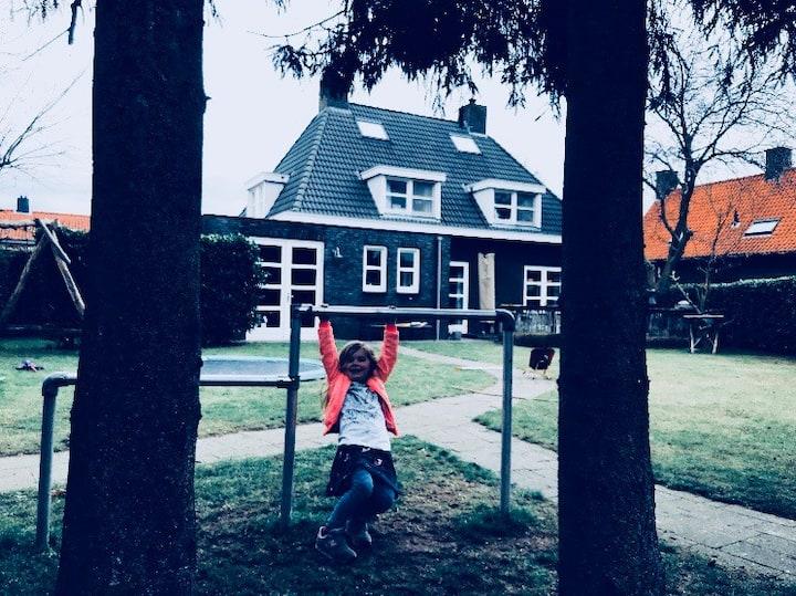 Geweldig huis met luxe tuin 8prs,dichtbij Efteling