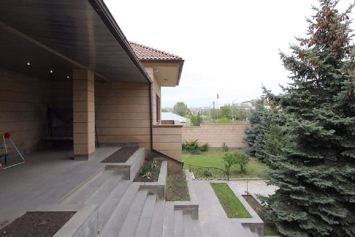 A Royal Luxury Villa With The Best View in Yerevan