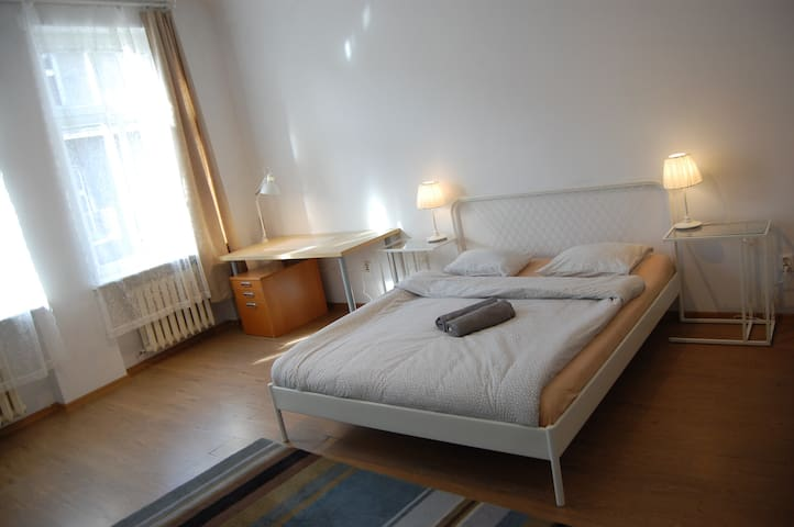 Cozy Private Double Room in Old Town/ Stary Rynek