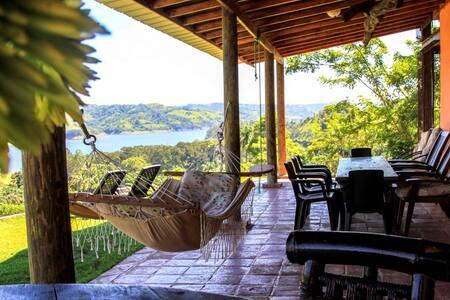 Junior Suite en Lake Lodge Villas del Lago - Pinalito