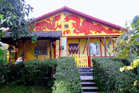 The Dragons House