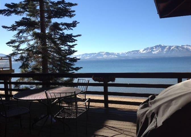 Lake Tahoe Beachfront House