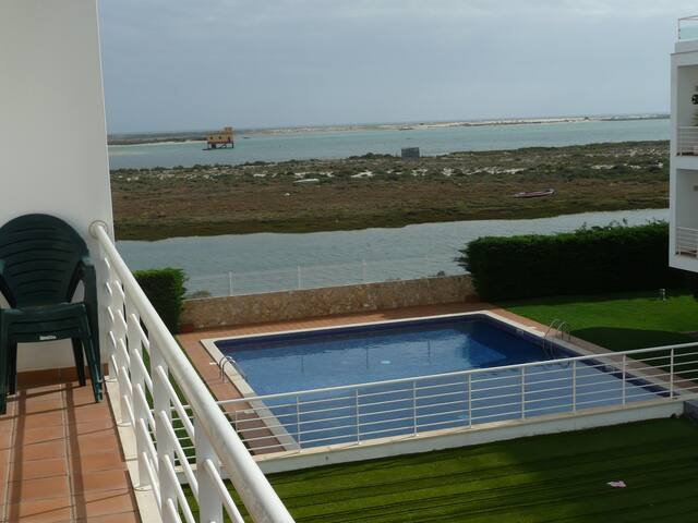 Appartement 100m² bord de mer, parking au sous-sol - Fuseta - Departamento