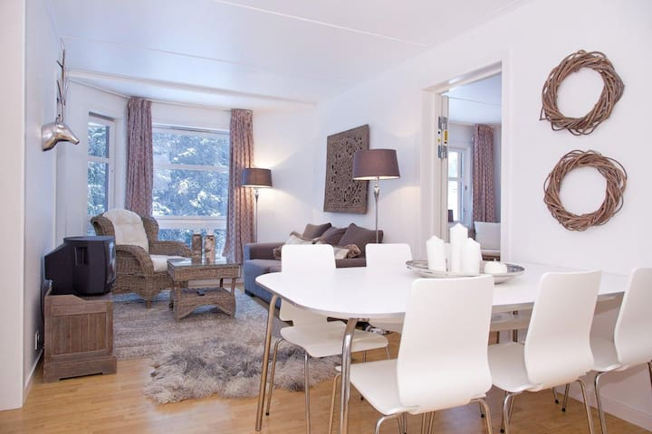 Leilighet på Ål ved skisenter - Ål - Apartamento