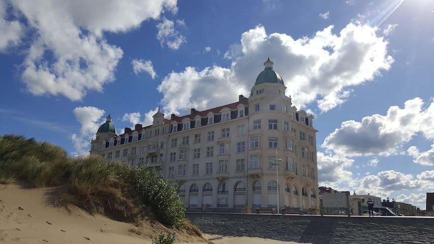 Karaktervol appartement te Zeebrugge