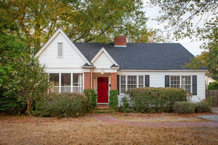 Charming, family friendly home in Midtown Columbus - Columbus - Hus