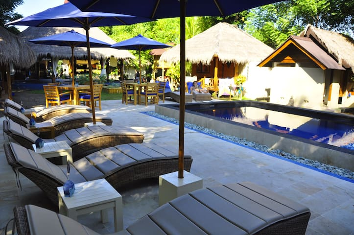 H20 Yoga Resort - Tranquility - Family bungalow
