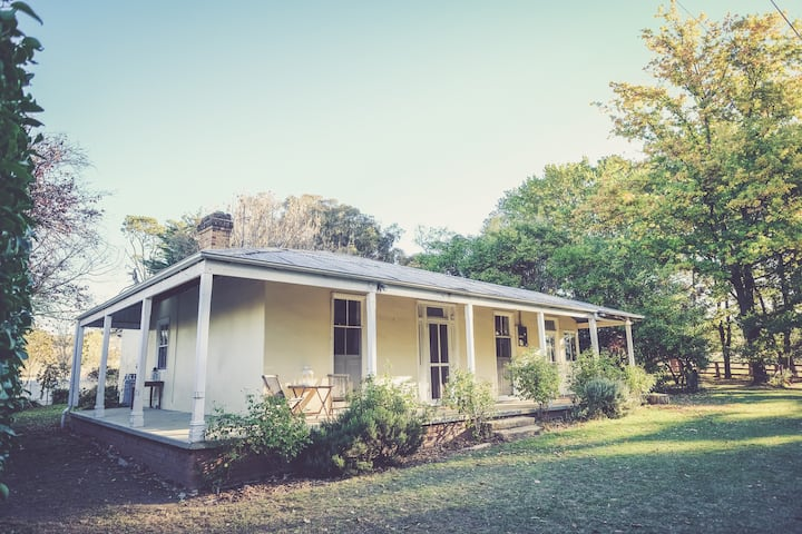 Mayfield Vineyard Overseers Cottage