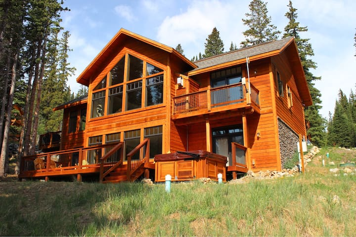 Scenic & Secluded Mountain House-Newly Furnished! - Breckenridge - House
