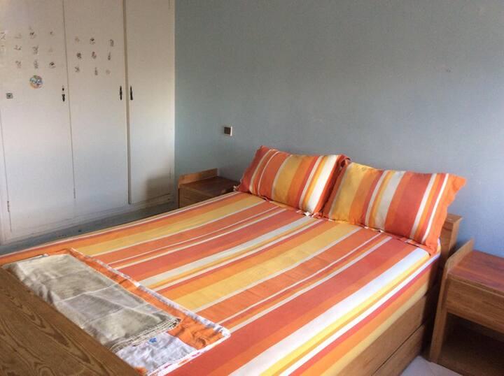 Room inside a beautiful villa