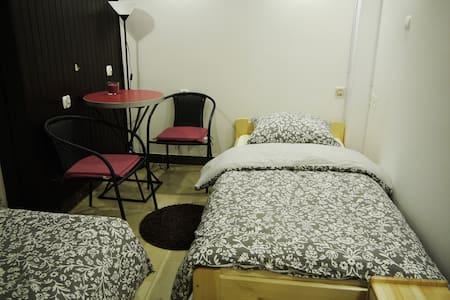 VillaArkadia GuestHouse standard double room - Warszawa - Bed & Breakfast
