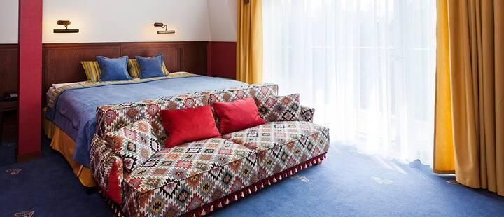 Grape hotel***** Aconcagua