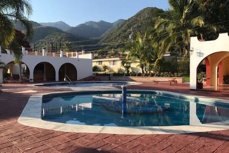 Diana's Village, La Floresta Ajijic. (Paradise)