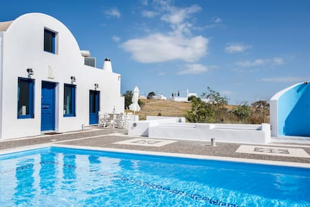Santorini Traditional Suites THIRAS - Vothonas - Maison