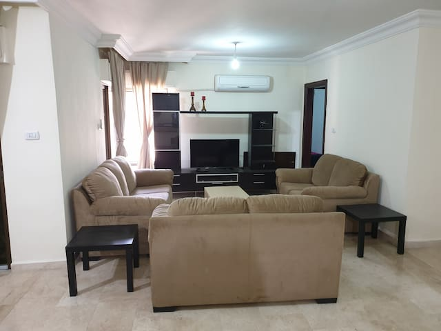 110 m2 Furinshed apartment in Abdoun