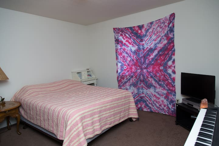 Cozy & safe haven in Perrysburg - Perrysburg - Apartamento