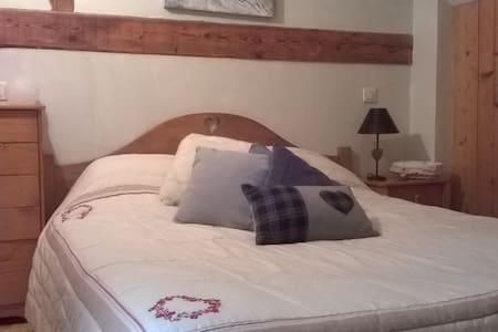 Chambres typiques vers la neige - Albertville