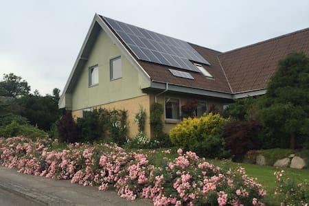 Midt i naturen skøn med udsigt! - Viborg - Huvila