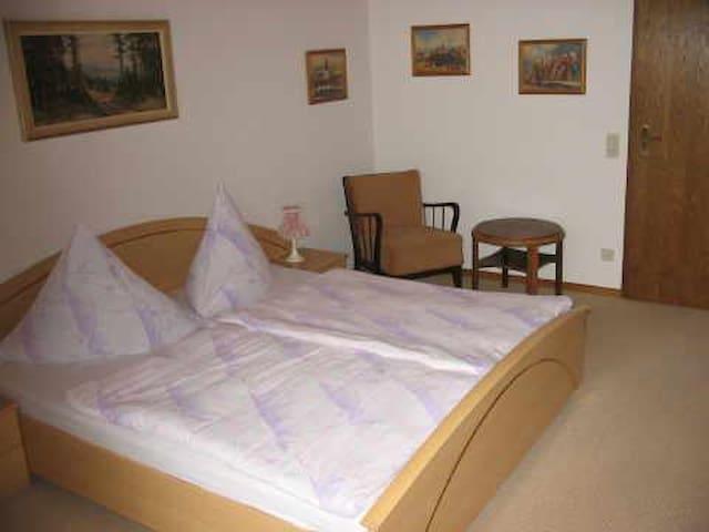 Ferienwohnung Vetter, (Seelbach), Ferienwohnung 2, 96qm, 2 Schlafräume, max. 5 Personen
