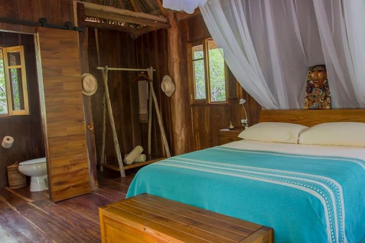 "Tulum Luxury Tree House Rentals ""Chaka"""