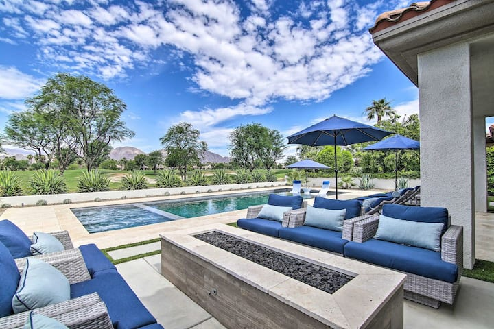 PGA West Dream Home With Stunning Views!