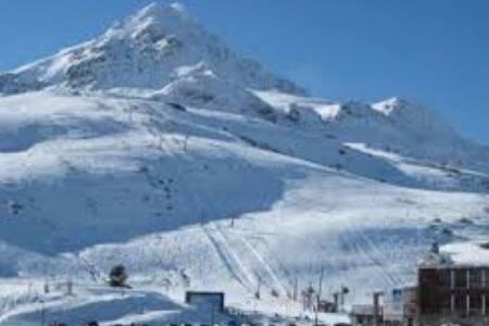 Apartamento,San Isidro, estación de esquí de León.