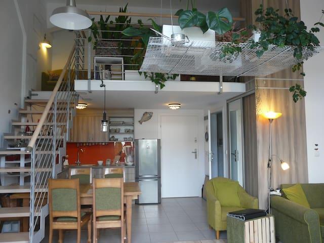 Apartament w Lofcie