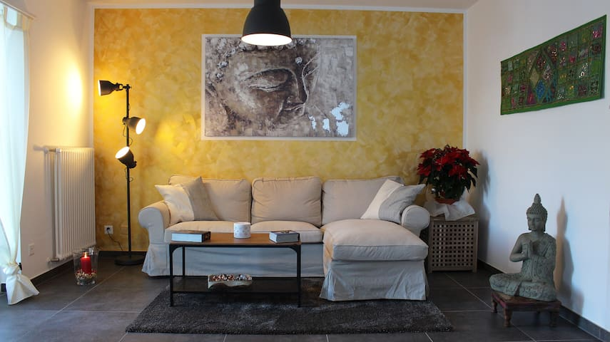 Apartment with view in Lugano - hilly area