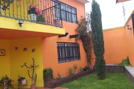 Casa de campo en Zacatecas, planta alta