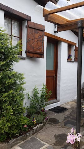 """Casa San Cristoforo - *Atelier"""" - Maggia - Casa"""