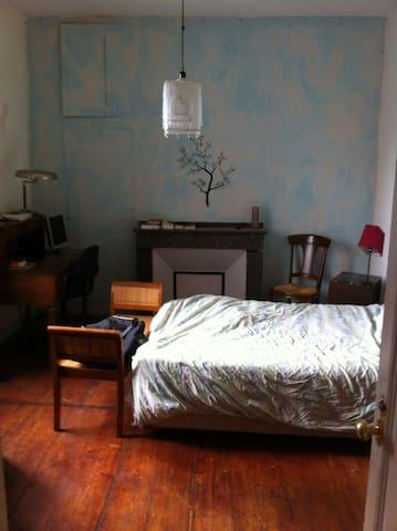 "Chambre ""Fleur Bleue"" - Saint-Sulpice-la-Pointe - Talo"