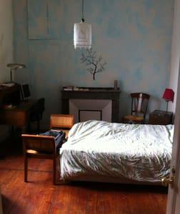 """Chambre """"Fleur Bleue"""" - Saint-Sulpice-la-Pointe"""