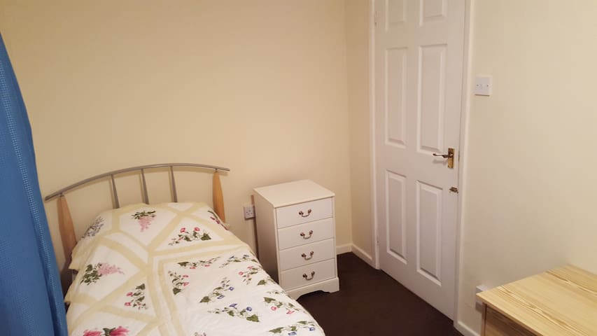 Single Bedroom on Mill Road - Cambridge - Inap sarapan